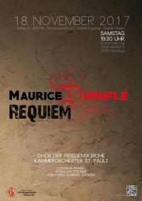 Maurice Duruflé: Requiem Op. 9.